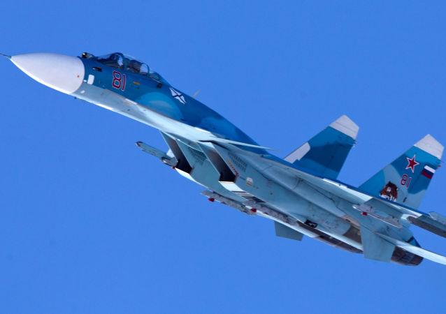 媒体:俄苏-33舰载歼击机将配备超精瞄准系统