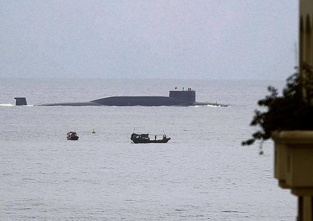 俄专家:中巴建造潜水艇对印度不是一个好消息