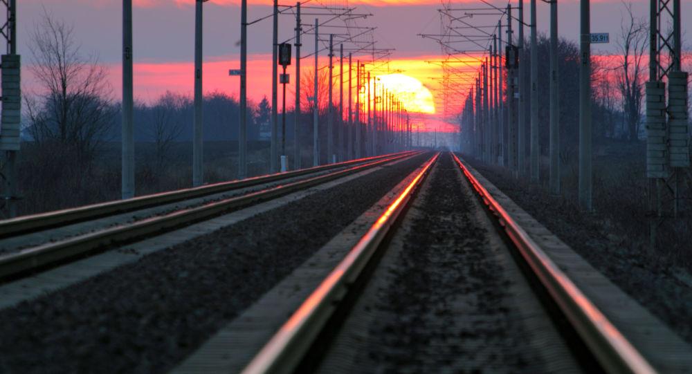 专家:俄中需要现代货运铁路