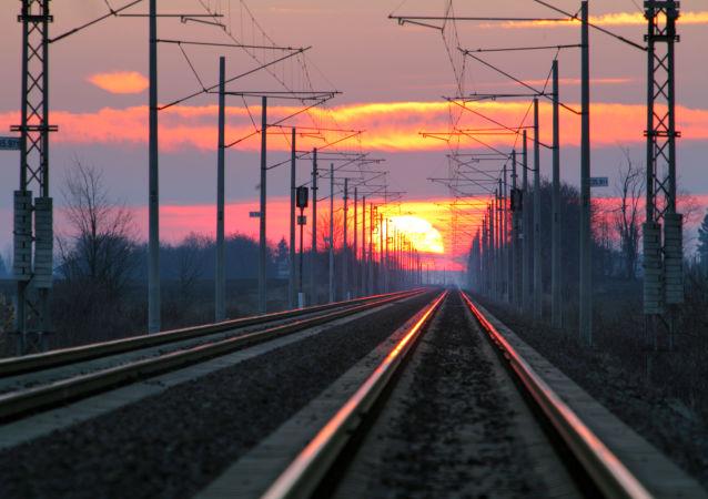 俄中2017年前4个月通过后贝加尔铁路段的外贸运输量已增长15.6%