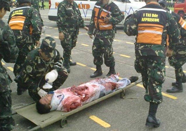 武装分子在菲律宾南部打死19名平民