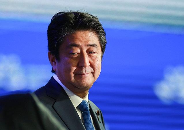媒体:日本首相表示有意发展与中国的关系