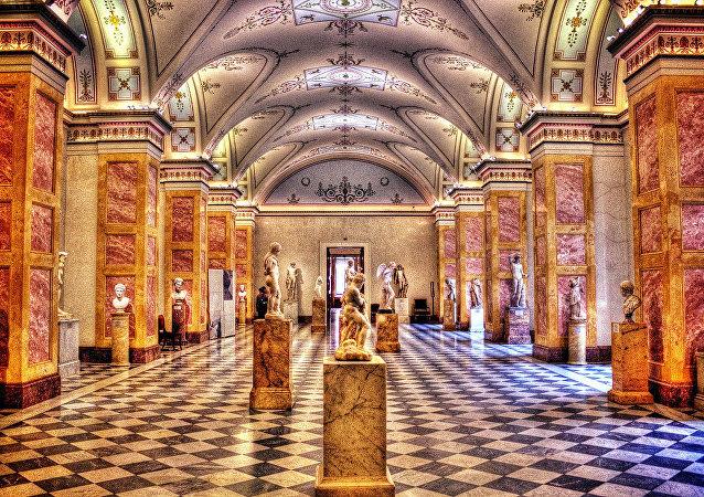 俄罗斯埃尔米塔日在TripAdvisor网站排名中成为欧洲最佳博物馆