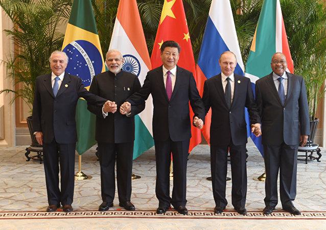 金砖国家领导人非正式会晤