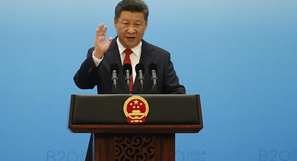 中国国家主席习近平祝贺古特雷斯当选下届联合国秘书长