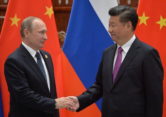 俄总统新闻秘书:俄中两国正为普京访华准备包括能源领域在内的一揽子项目
