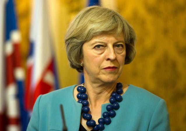 英国首相:正同网络公司讨论反恐问题