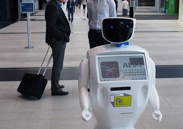 俄产机器人助手将登陆阿拉伯和日本市场