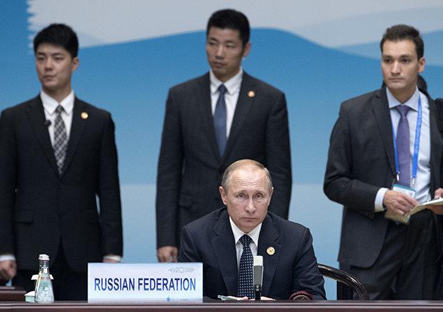 普京:叙利亚问题只能通过政治途径解决