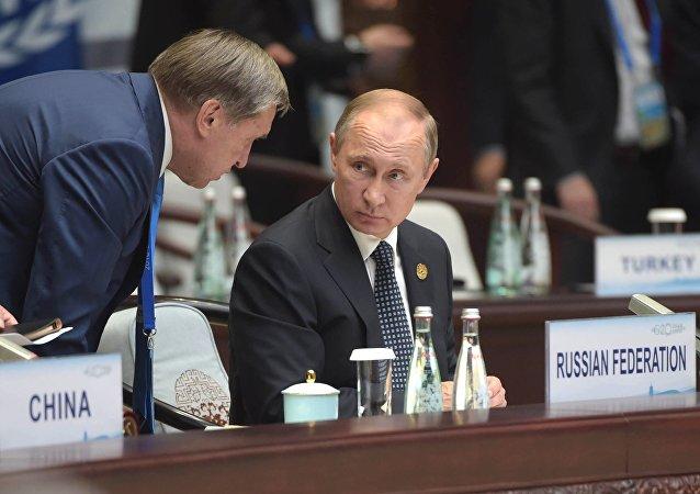 普京:俄經濟形勢已穩定 資本流出大減