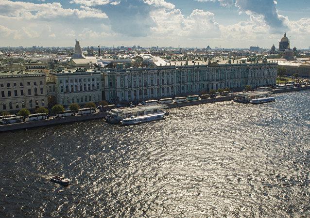 圣彼得堡, 涅瓦河
