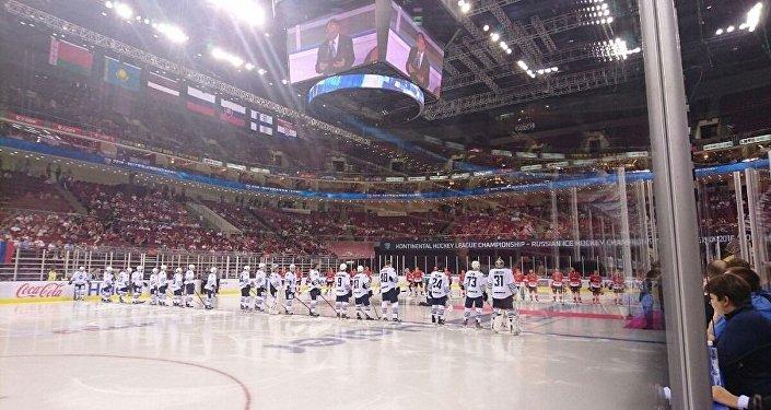 北京昆仑鸿星:中俄都希望更多中国球员加盟冰球俱乐部