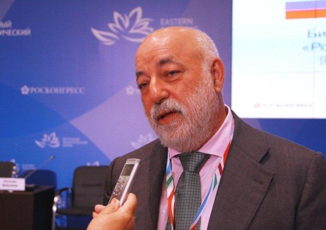 斯科尔科沃创新中心基金会主席韦克谢尔别格