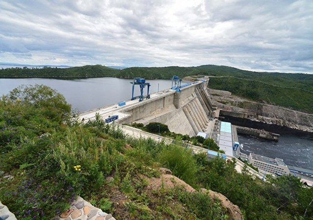 俄紧急情况部长:由于台风 滨海边疆区和中国水电站排水量减少