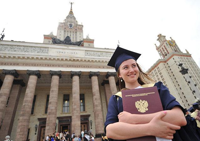 俄4所高校在QS国际排行榜上排名攀升100多位