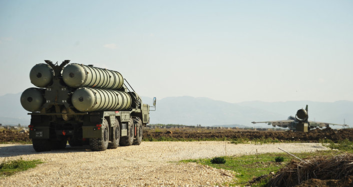 伊朗大使:没有谈到向伊朗提供S-400防空系统问题