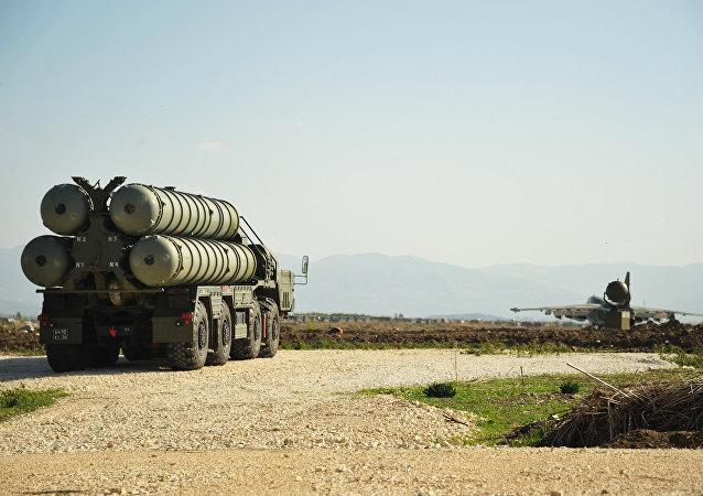 俄驻沙特大使:沙特对俄S-400防空导弹系统感兴趣