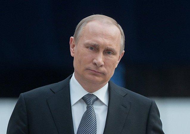 普京:现在可以确定地说统俄党赢得了2016年大选
