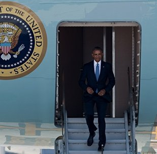 中国人迎接奥巴马有失礼节?