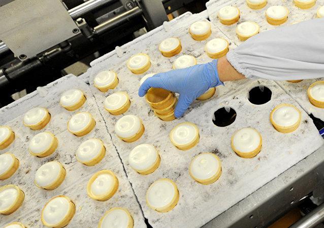 俄巴什科尔托斯坦共和国将向中国供应冰激凌