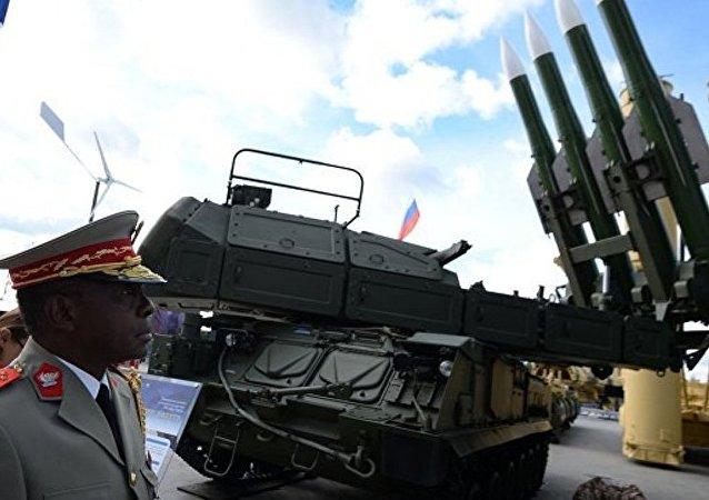 媒体:俄罗斯拟向马里供应武器用于反恐目的
