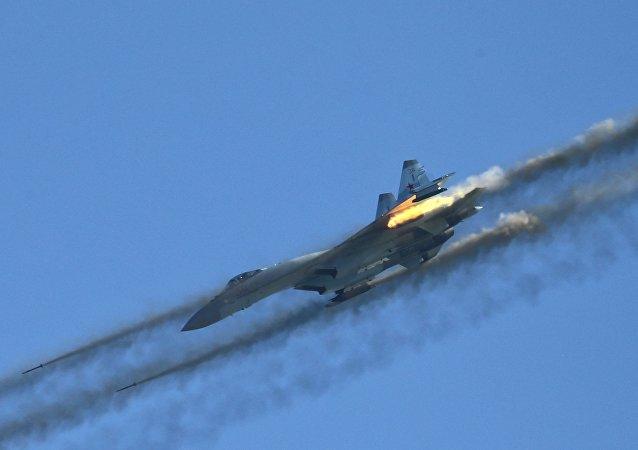 瑞典军队表示俄罗斯飞机曾侵犯瑞典领空
