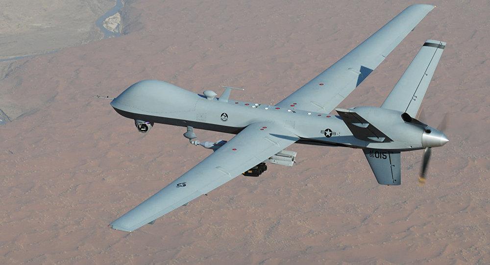 MQ-9 Reaper (Predator B) 无人机