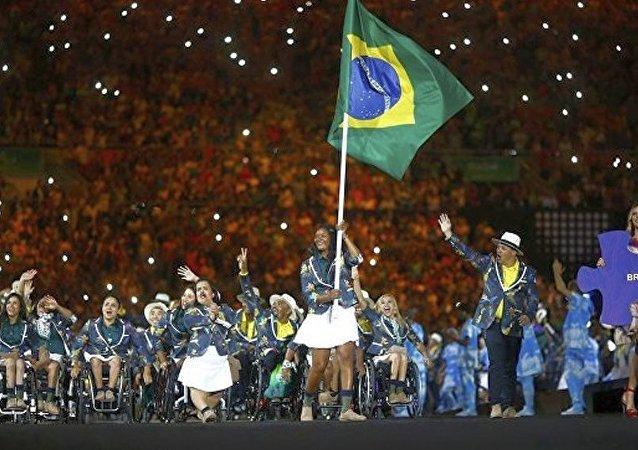 2016年里约残奥会开幕
