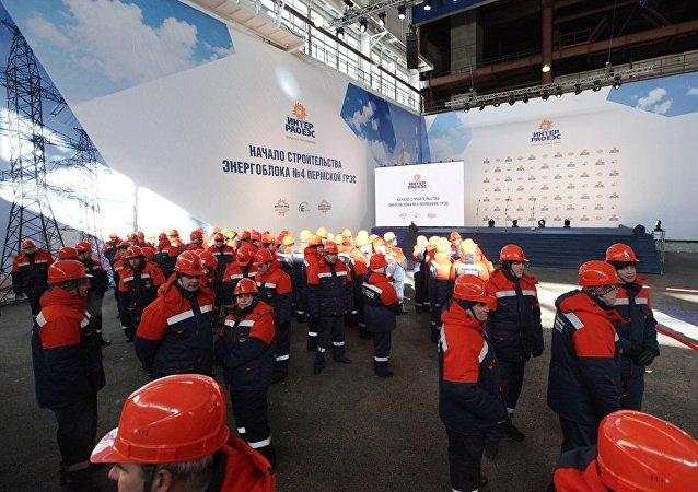 """俄Inter RAO公司签署老挝""""塞公5号""""水电站建设项目备忘录"""