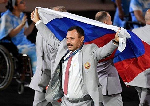 卢卡申科:白俄支持俄残奥运动员,抗议不公正待遇