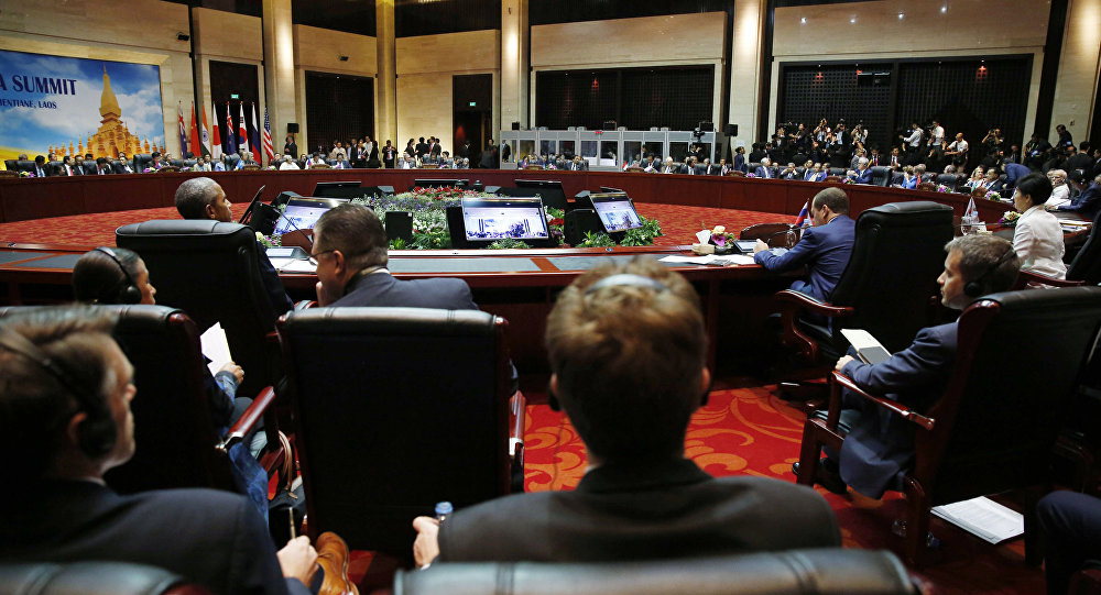东亚峰会与会国领导人通过不扩散大规模杀伤性武器声明