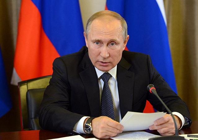 普京责成进口替代委员会组织国防工业综合体民用产品的销售工作