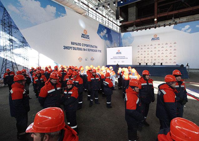 老挝塞公5号水电站建设将采用俄制设备