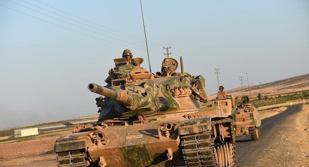土耳其軍方稱在敘阿夫林的行動中已消滅至少260名庫爾德武裝分子