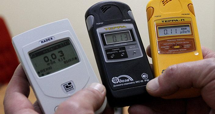 輻射劑量計