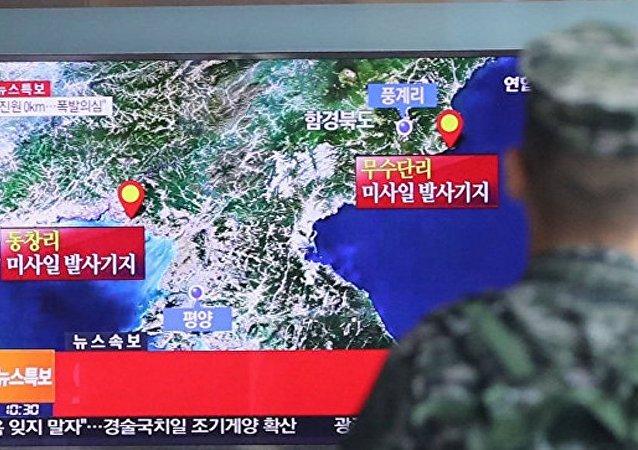 朝鲜官员称核试验并非针对日本