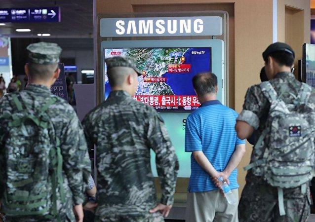 联合国在朝鲜核试验消息传出后关注局势发展