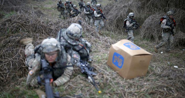 媒体:韩美日将举行针对朝鲜的联合反潜演习