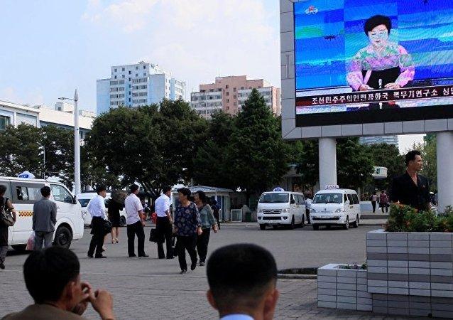 专家:国际社会找不到约束朝鲜的办法