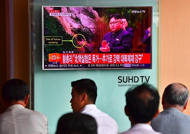 中国专家:萨德部署导致朝鲜加快核武器开发