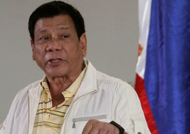 菲律宾总统称联合国秘书长是傻瓜