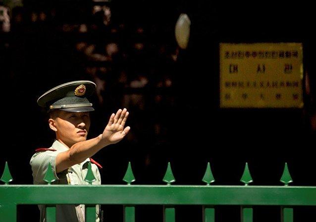 媒体:朝核问题六方会谈中韩团长将于22日举行会晤