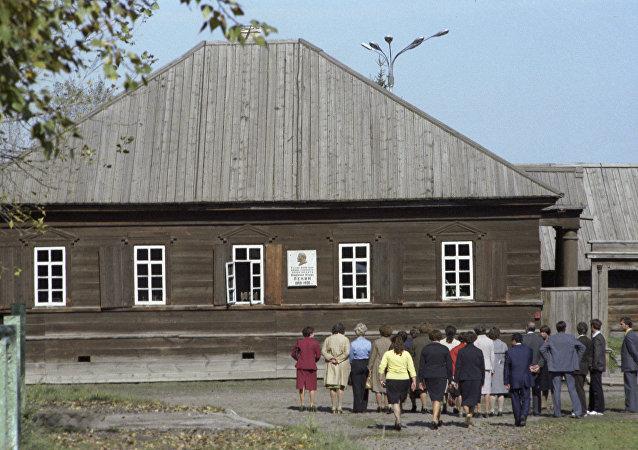 博物館館長:遊客對列寧流放地舒申斯科耶的興趣並未降低