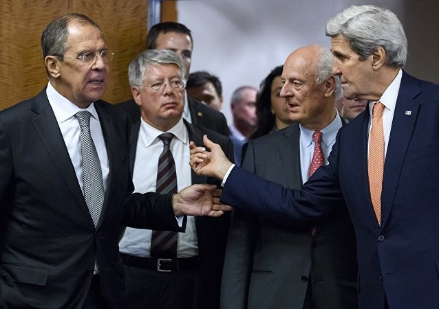 俄美制定了调解叙利亚冲突的整套计划