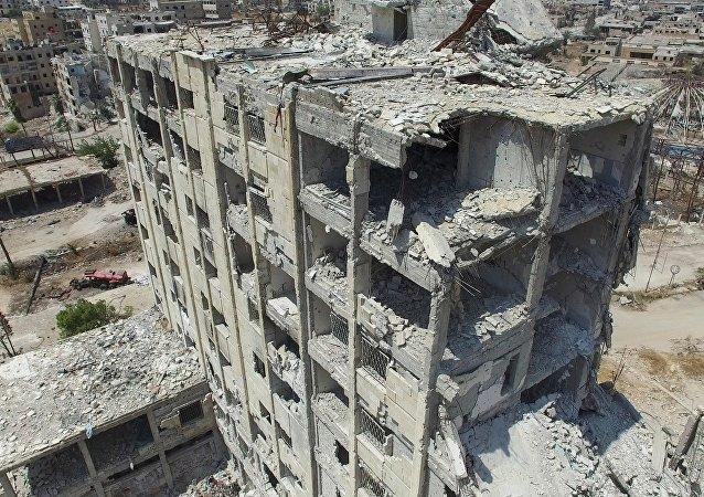 俄伊两国副外长商讨叙利亚局势与叙谈判前景