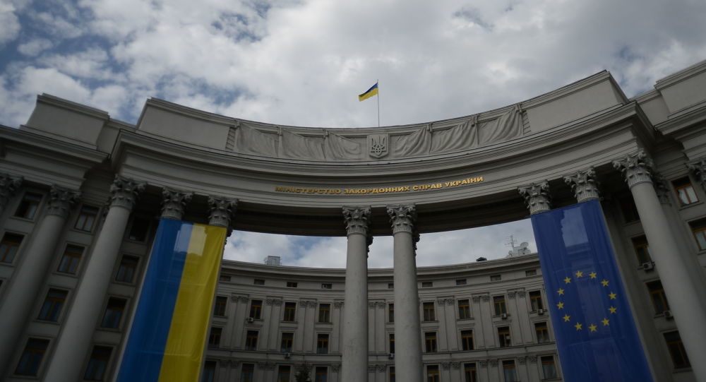 乌克兰外交部:基辅方面并未组织外长与特朗普见面而付款,且并未利用院外活动分子