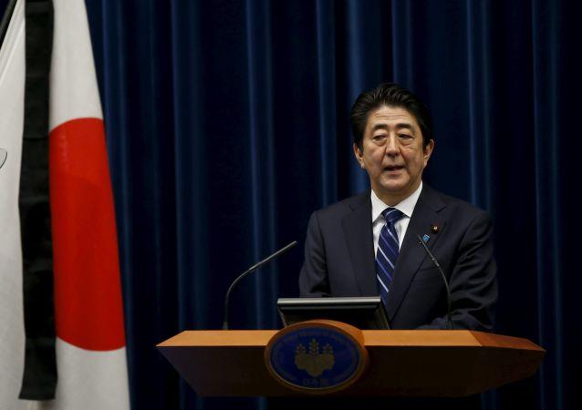 安倍承诺将尽全力防止朝鲜新一轮挑衅