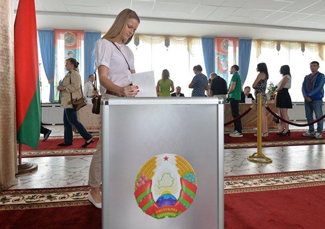 白俄罗斯总统选举定于8月9日举行