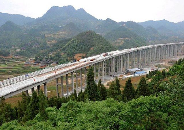 """中国外长:贵州依托""""一带一路""""区位优势成为中国开放生力军"""
