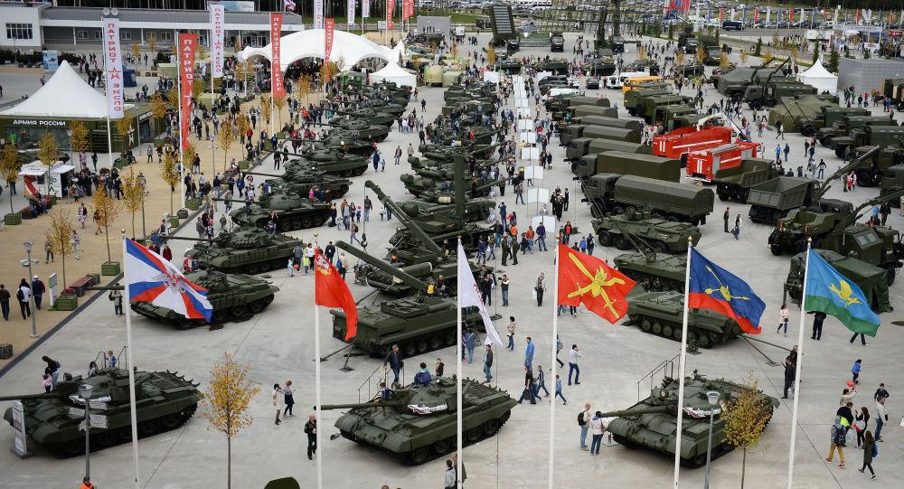俄技集团:制裁下今年俄武器出口额仍将超过130亿美元